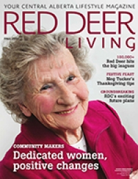 Red Deer Living Magazine