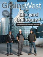 Grains West Magazine