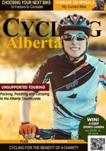 Cycling Alberta Magazine