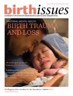 Birth Issues Magazine