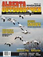 Alberta Outdoorsmen Magazine