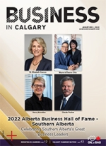 Business in Calgary Magazine